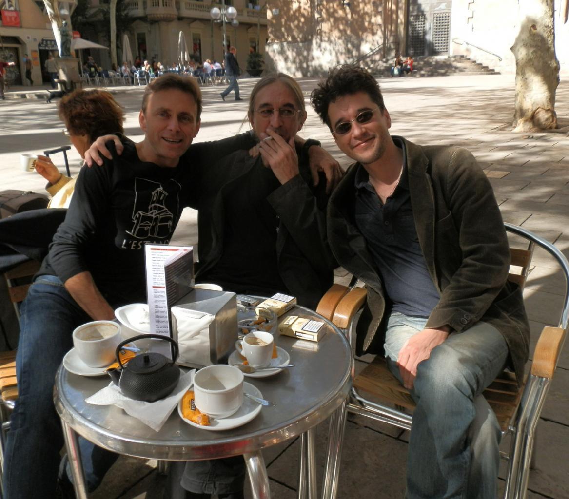 fin tournage Barcelone Gracia